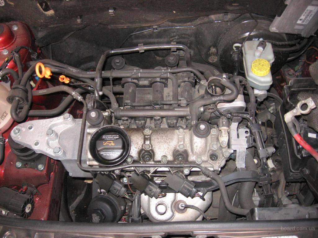 Шкода фабия 1.2 ремонт двигателя своими руками