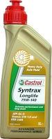 Трансмиссионная жидкость Castrol Syntrax longlife 75W-140 (SAF-X) 1л