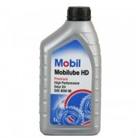 Трансмиссионная жидкость Mobil Mobilube HD 80W90 (1л)