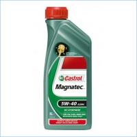 Синтетическое моторное масло Castrol Magnatec 5W40 A3/B4 1л