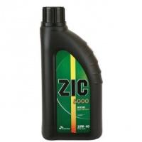 Полусинтетическое моторное масло ZIC 5000 Diesel 10W-40 1л