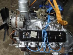 Ремонт двигателя в Московской области